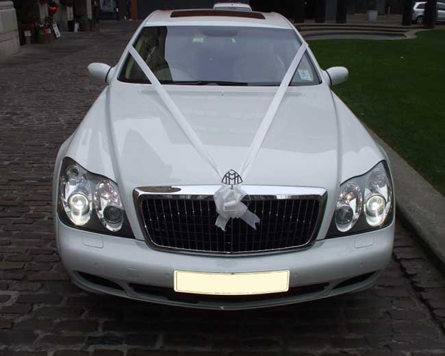 Mercedes Maybach Hire